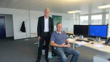 Andy Keller und Tobias Kohler, Helvetic Assistance