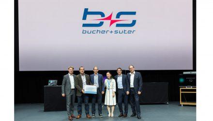 Award für Bucher + Suter