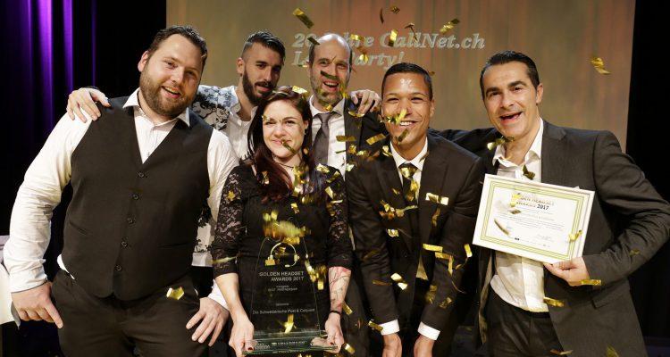 10 Jahre Golden Headset Awards