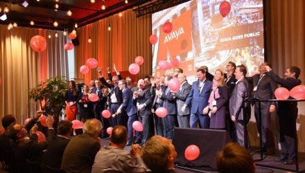 Avaya geht an die Börse