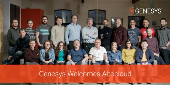 Genesys übernimmt Altocloud