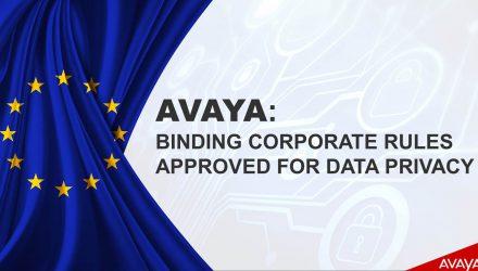 Avaya Datenschutzverordnung