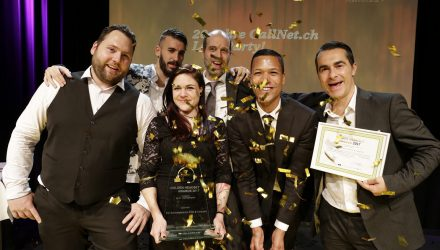 Golden Headset Award nominierte Projekte
