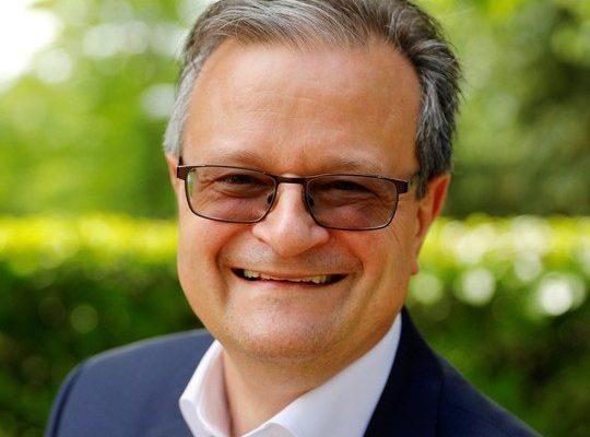 Markus Naegeli Canon Schweiz CEO